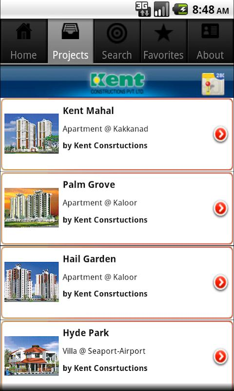Kent Constructions- screenshot