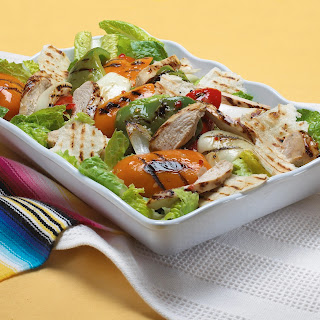 Fajita Chicken Salad.