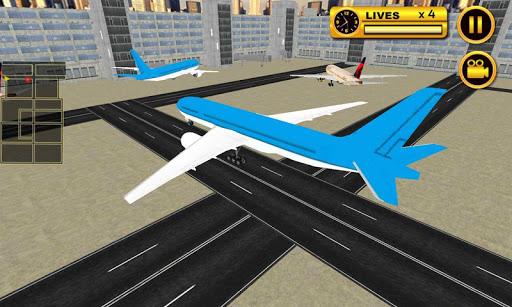 空港タクシーシミュレータ3D