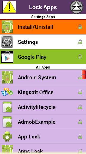 Apps Lock