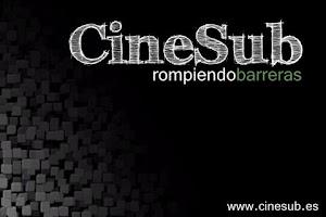 Screenshot of CineSub