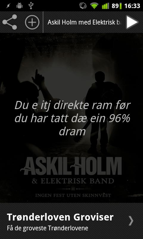 Trønderloven- screenshot