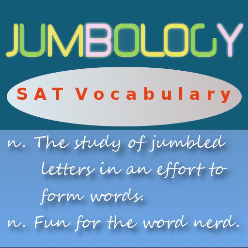 Jumbology SAT LOGO-APP點子