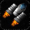 Lunar lander : Inerty
