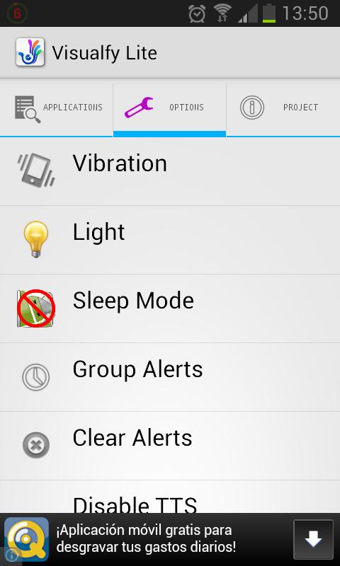 Visualfy Lite- screenshot