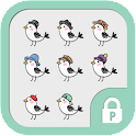 Modern Birds Protector Theme icon