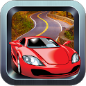 3D Car Race in Highway Game icon