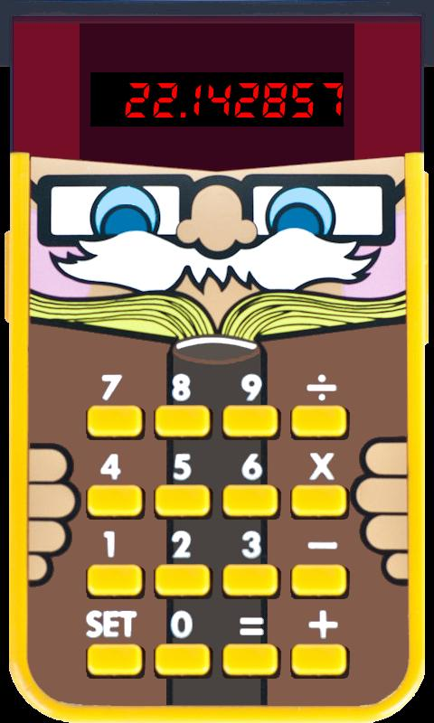 Little Professor math for kids- screenshot