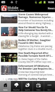 News On 6 Oklahoma's Own - screenshot thumbnail