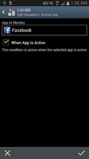 App Detection