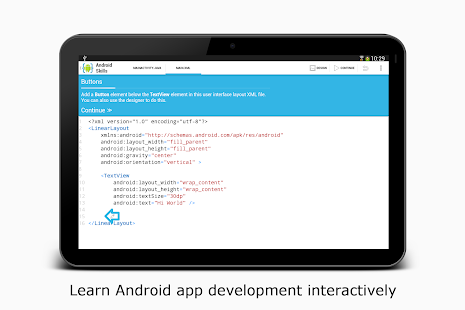 AIDE - Android IDE - Java, C++ - screenshot thumbnail