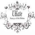 UKate logo