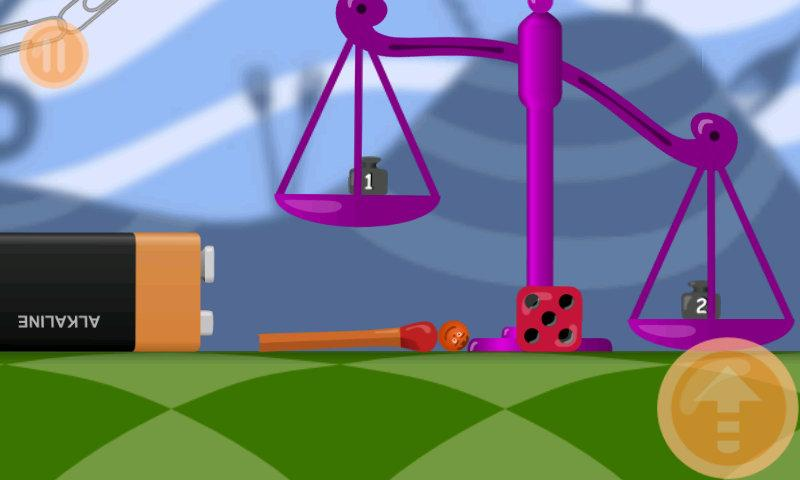 MiniLand (physics 2d)- screenshot