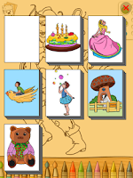 Screenshot of Coloring Book-Paint Draw Kids