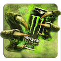 Tap-it: Monster Energy LWP icon