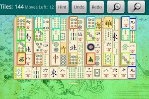 Screenshot of Mahjong PRO