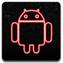Neon Red (launcher theme) logo