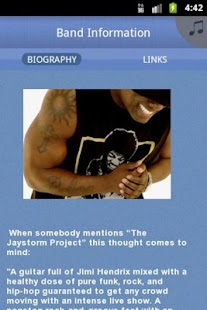 Jaystorm Project - screenshot thumbnail