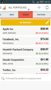 Stocks IQ - Stock Tracker v1.1
