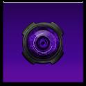 ADW Theme DigitalSoul Purple icon