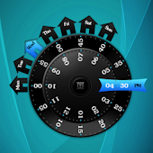 Smart Clock Free LiveWallpaper