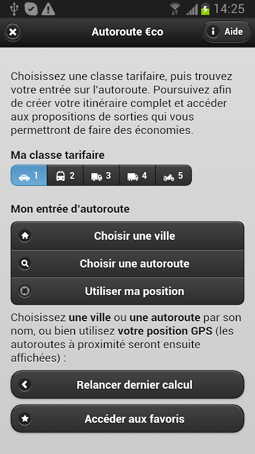 AutorouteEco- screenshot