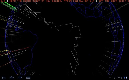 3D Earthquake - screenshot thumbnail