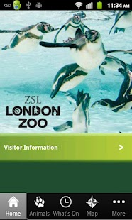 London Zoo - screenshot thumbnail