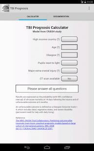 玩免費醫療APP|下載TBI Prognosis app不用錢|硬是要APP