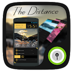 The Distance GO Locker Theme v1.1
