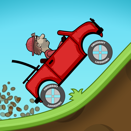 Hill Climb Racing Spel (APK) gratis nedladdning för Android/PC/Windows