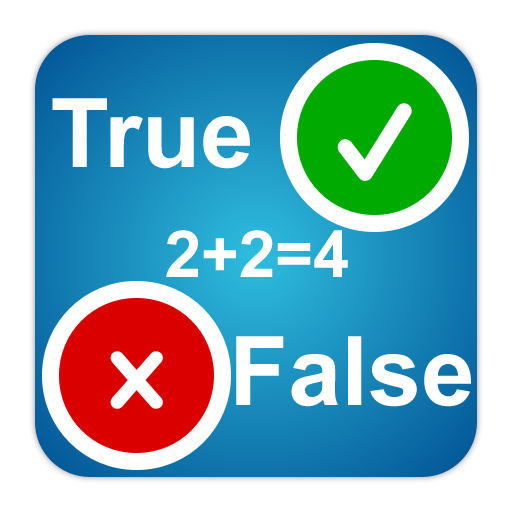 Math True False LOGO-APP點子