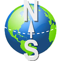 Precise North - Solar Compass icon