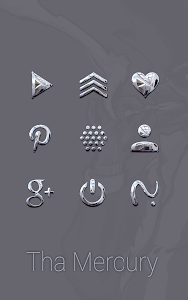 Tha Mercury - Icon Pack v3.8