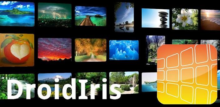 ������ ����� ������ DroidIris  v2.3