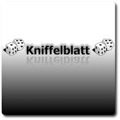 Kniffelblatt