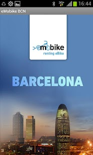 eMobike BCN - screenshot thumbnail