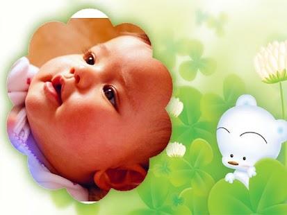Photo Frames Cute Kids Love - náhled