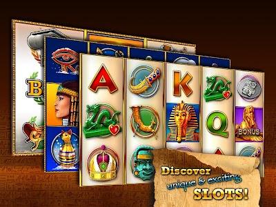 Slots - Pharaoh's Way v6.5.1 (Mod Money)