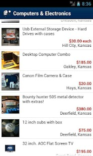 TCT Classifieds- screenshot thumbnail