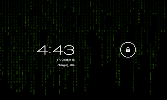Screenshot of Matrix Live Wallpapers