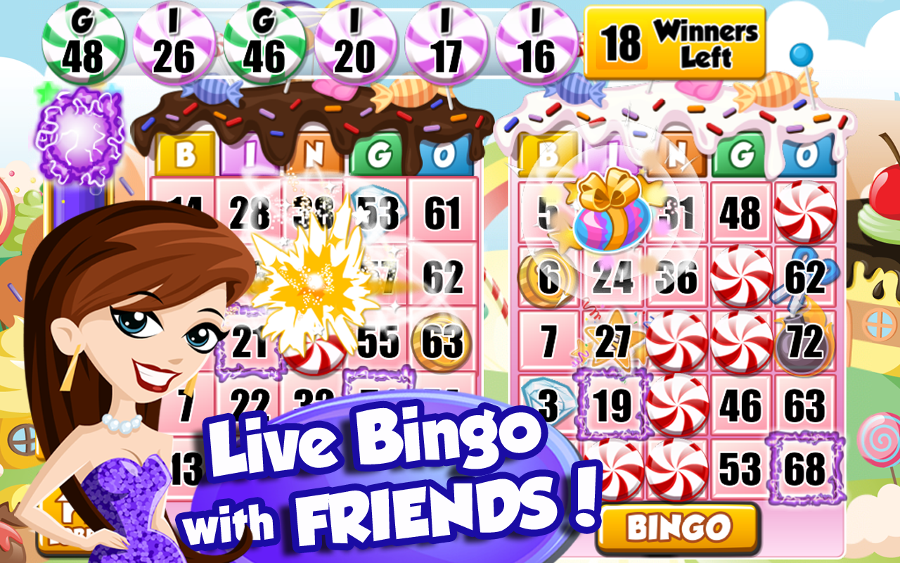 Bingo PartyLand - screenshot