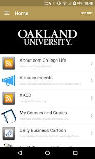 OU MySail - screenshot thumbnail