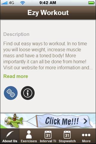 Ezy Workout Basic