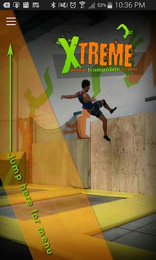 Xtreme Indoor Trampoline