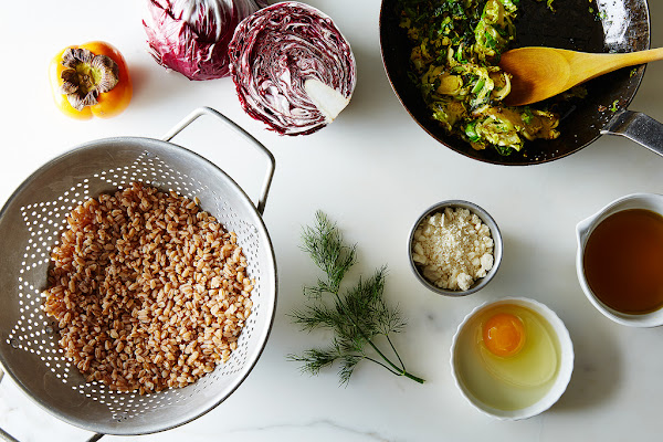 Build a better grain bowl.