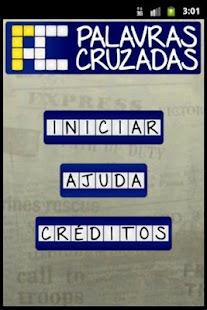 Palavras Cruzadas - BR- screenshot thumbnail
