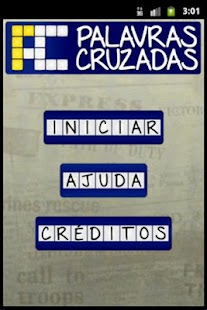 Palavras Cruzadas - BR