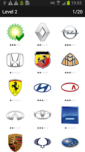 Logo Quiz - Cars - screenshot thumbnail