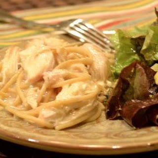 Classic Chicken or Turkey Tetrazzini